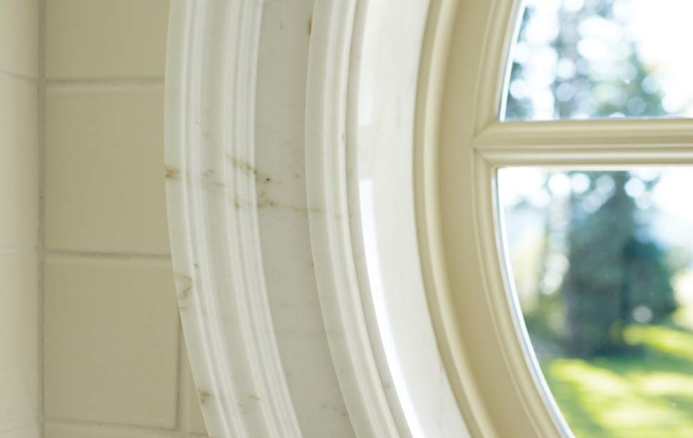 Detailed Window Moulding image